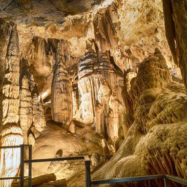 Obir Tropfsteinhöhlen